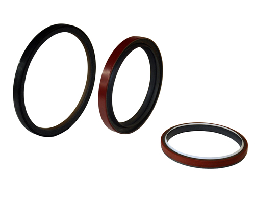 PTFE LIPS oil seals for heavy duty machine